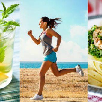 Viktigt att äta rätt både före och efter träning